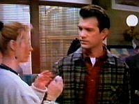 Lisa Kudrow (Phoebe) & Chris Isaak (Rob)