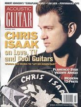 Article Acoutic Guitar - Aout 2002